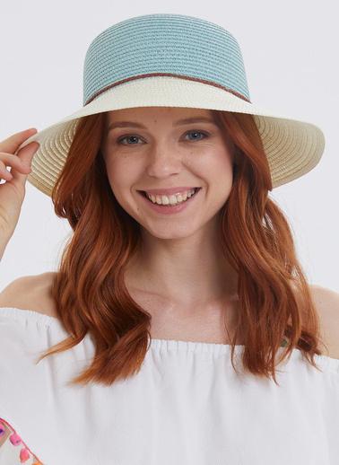 Katia & Bony Rush Hasır Şapka  Yeşil